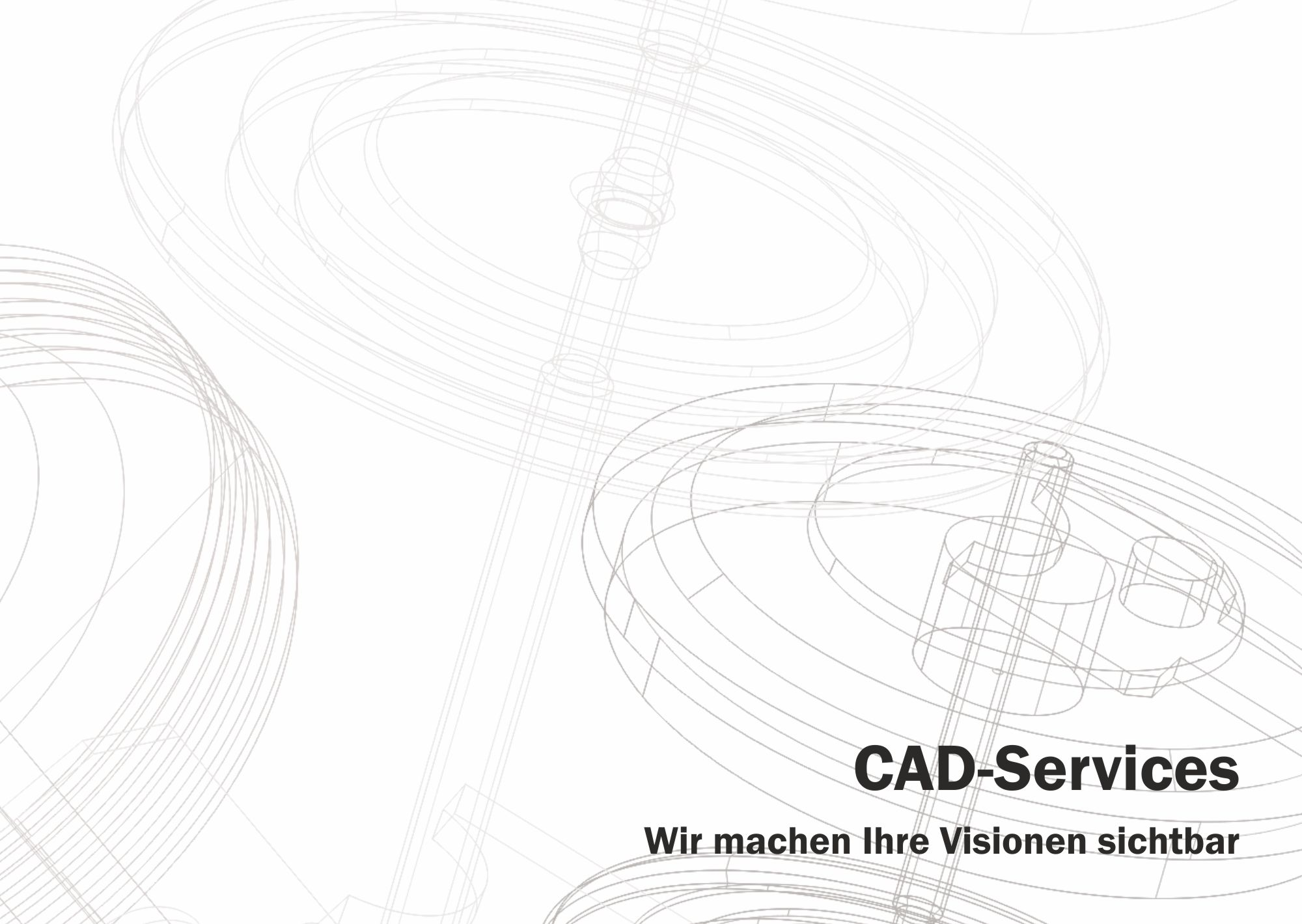 cad services Folder Vorderseite