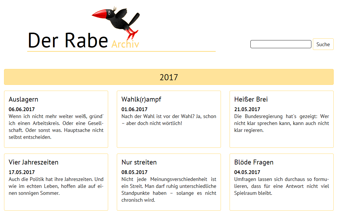 www,rabe.co.at Archiv